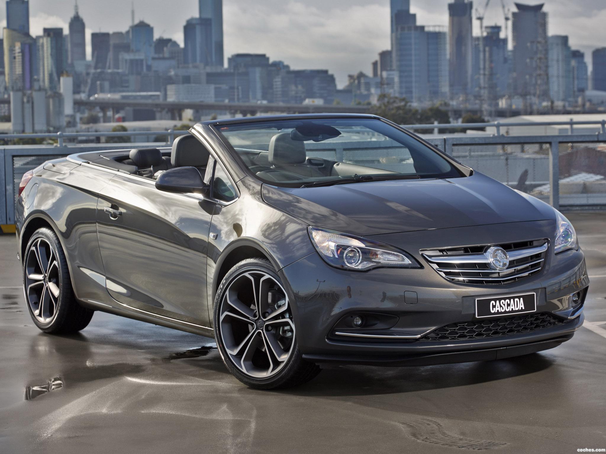 Foto 2 de Holden Cascada Turbo 2014