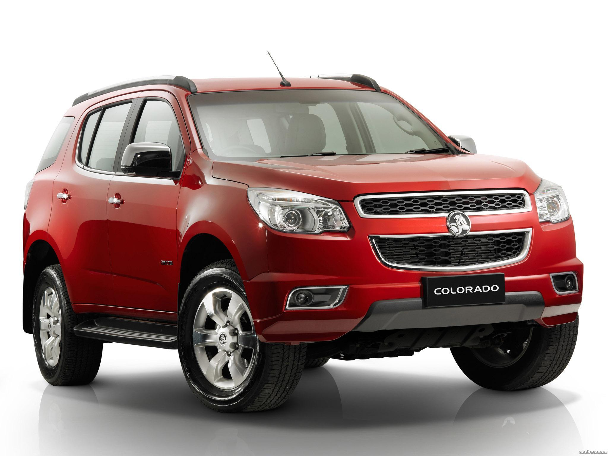 Foto 0 de Holden Colorado 7 2012