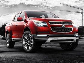 Ver foto 3 de Holden Colorado Concept 2011