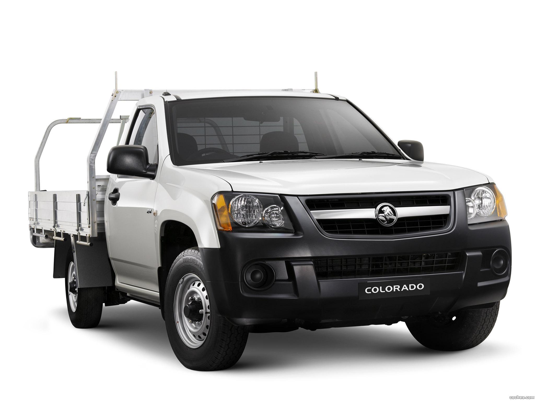 Foto 0 de Holden Colorado DX 2012