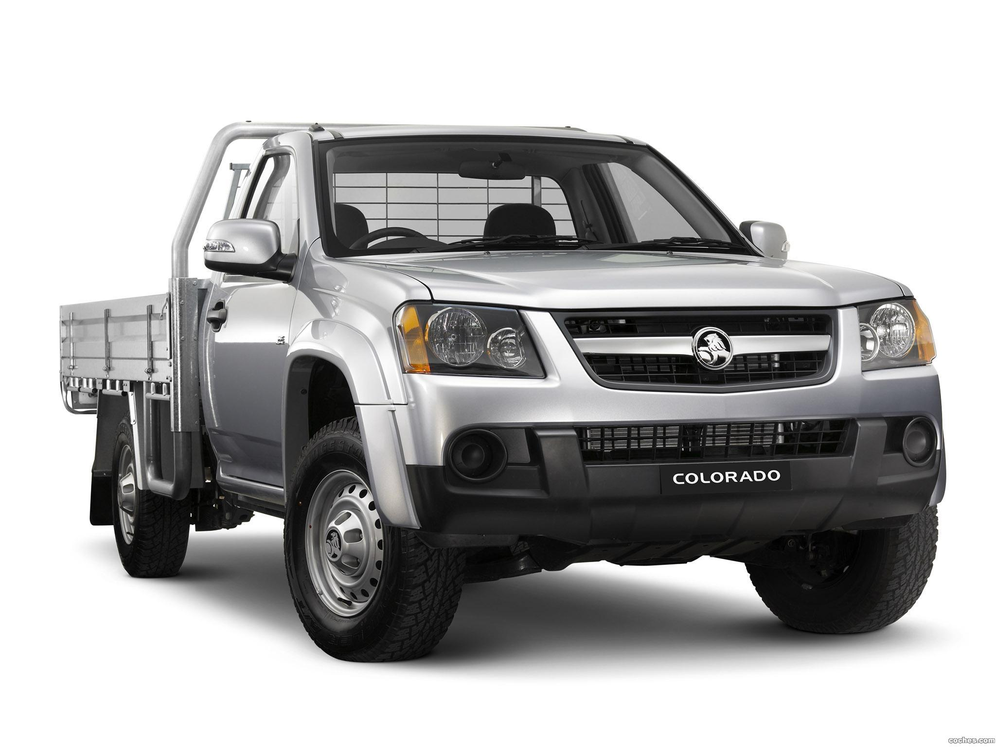 Foto 0 de Holden Colorado LX Single Cab 2012