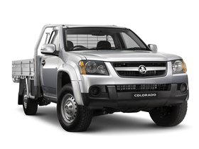 Ver foto 1 de Holden Colorado LX Single Cab 2012