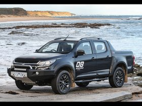 Ver foto 8 de Holden Colorado Z71 Ultimate 2017