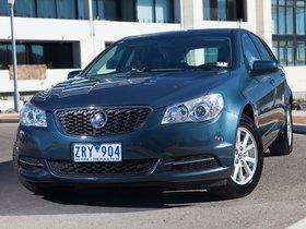 Ver foto 3 de Holden Commodore Evoke Sportwagon 2013