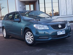 Fotos de Holden Commodore Evoke Sportwagon 2013