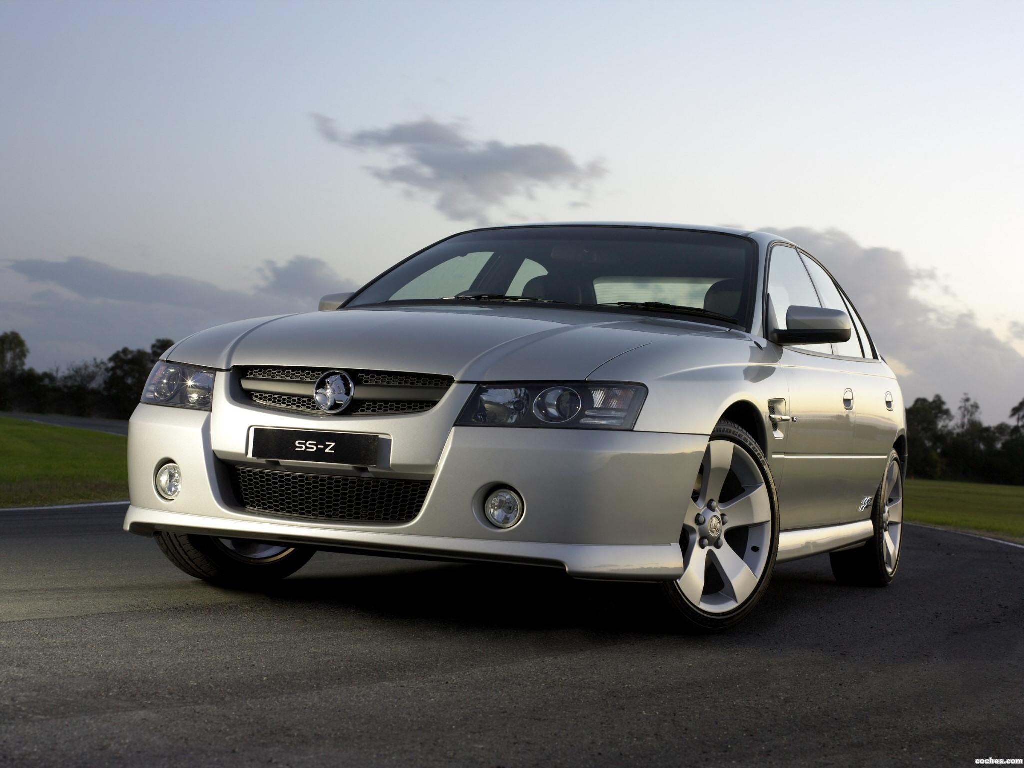 Foto 0 de Holden Commodore SS 2005