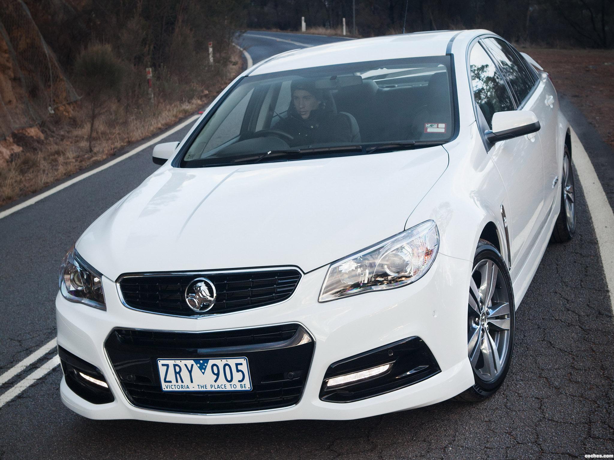 Foto 2 de Holden Commodore SS 2013