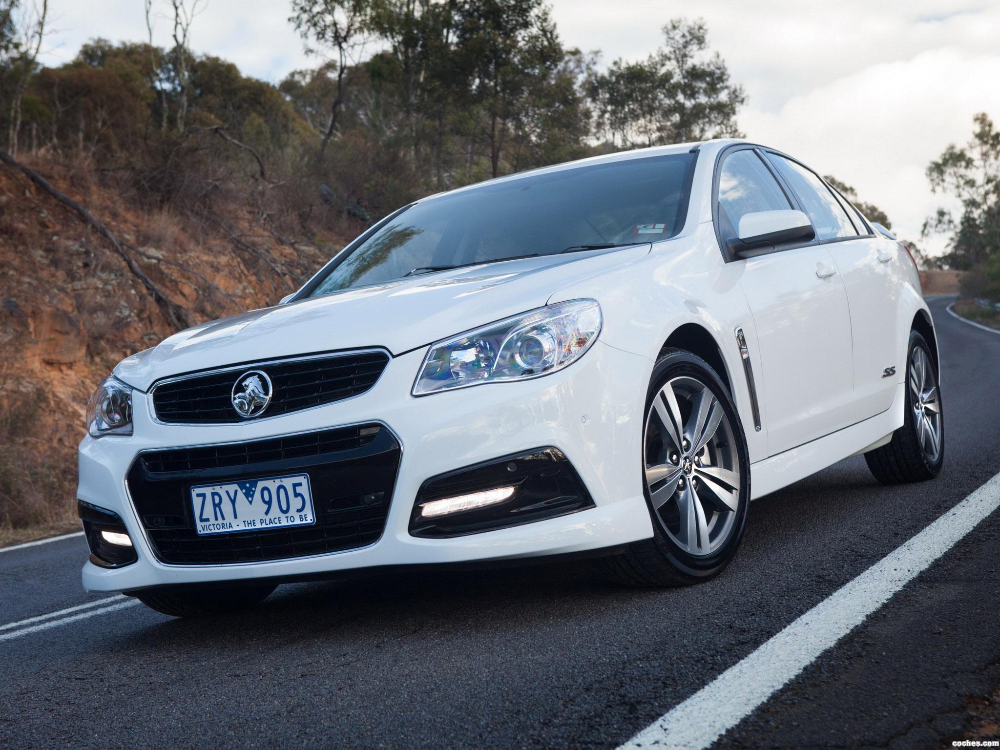 Foto 0 de Holden Commodore SS 2013