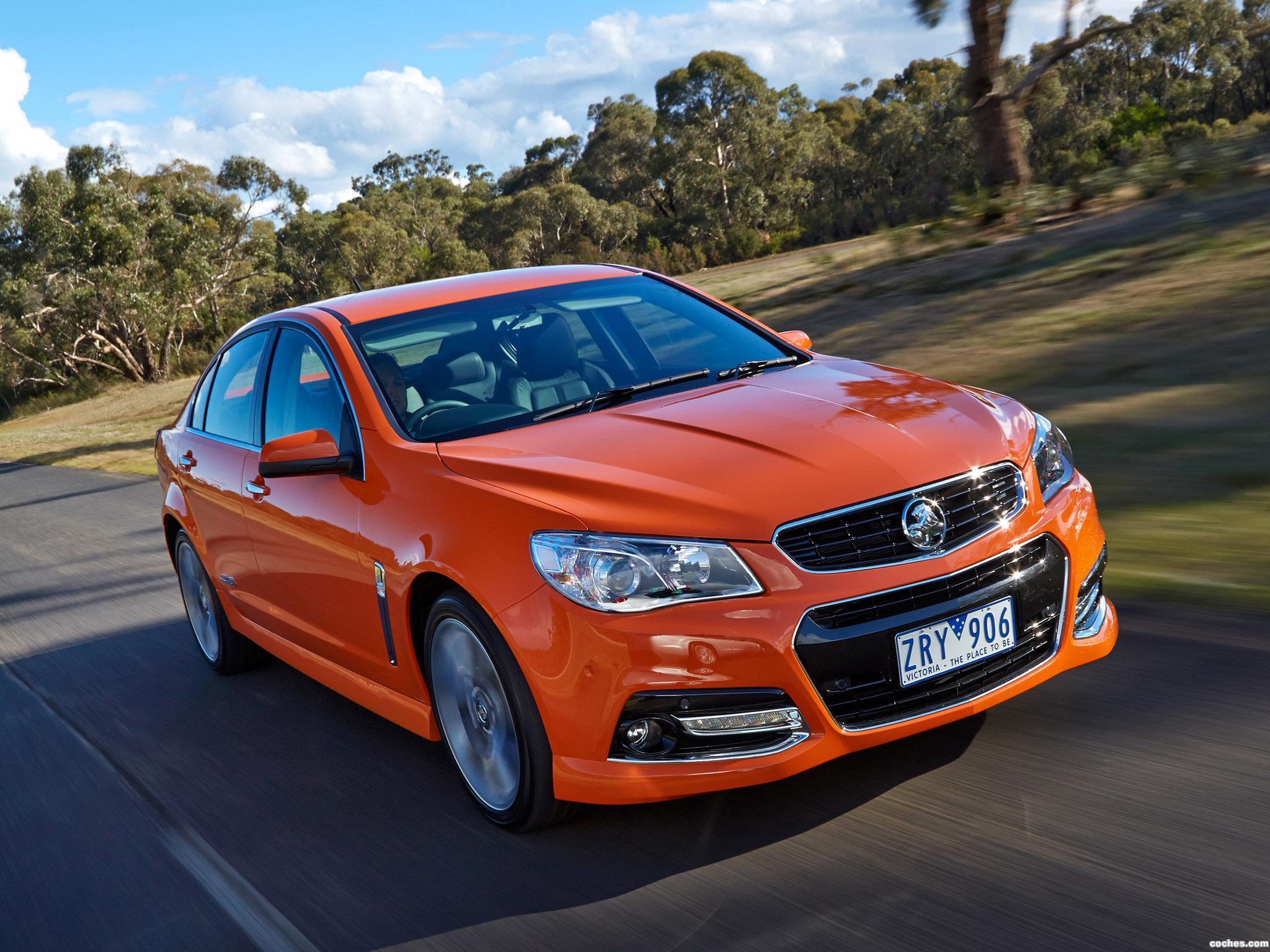 Foto 0 de Holden Commodore SS V 2013