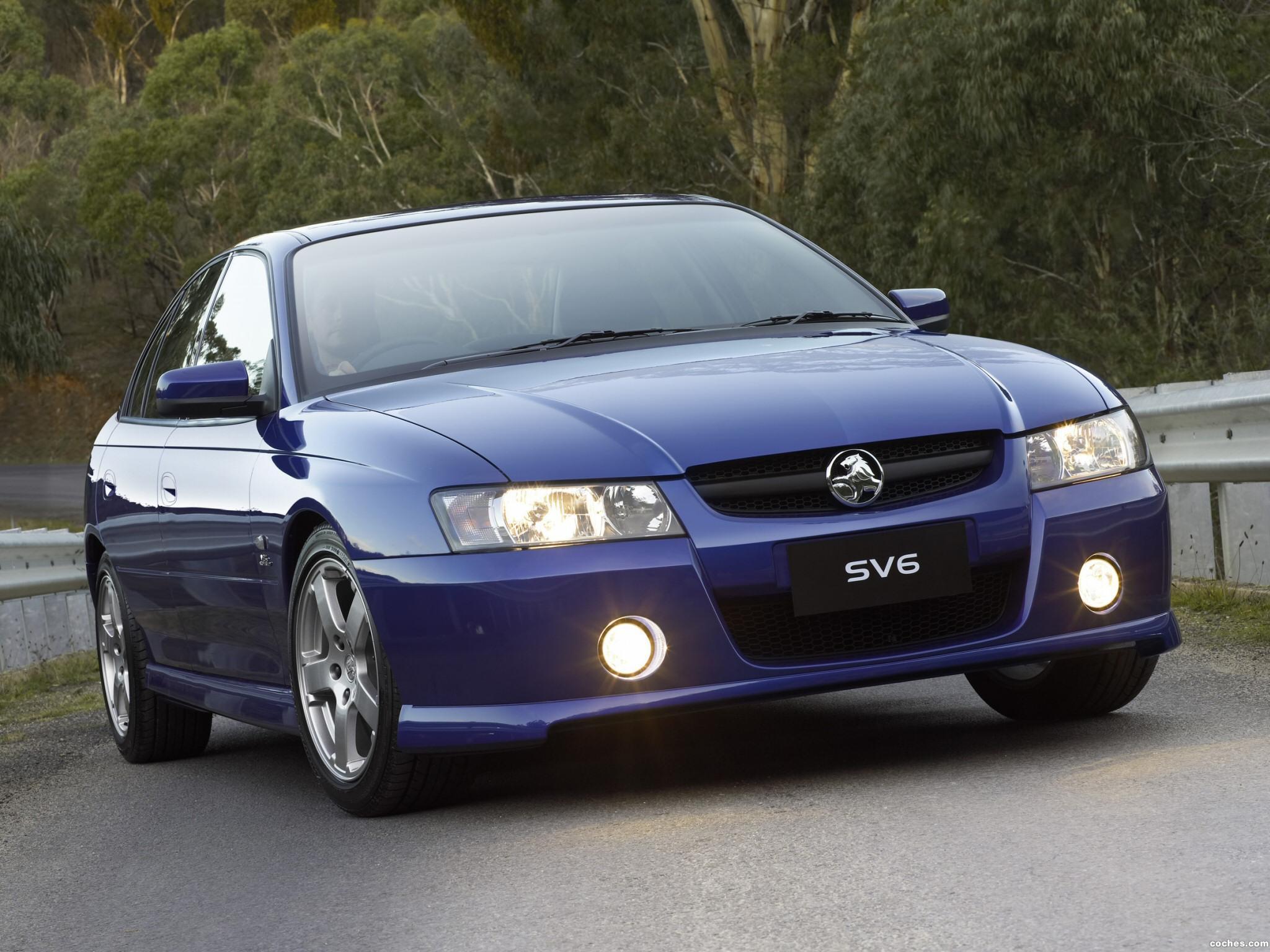 Foto 0 de Holden Commodore SV6 2004