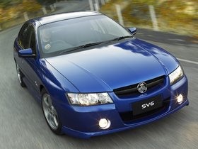 Ver foto 4 de Holden Commodore SV6 2004