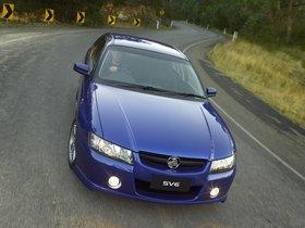 Ver foto 3 de Holden Commodore SV6 2004
