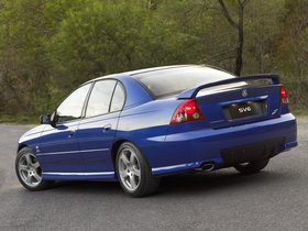 Ver foto 2 de Holden Commodore SV6 2004