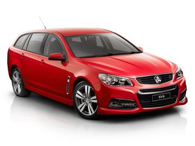 Fotos de Holden Commodore SV6 Sportwagon 2013