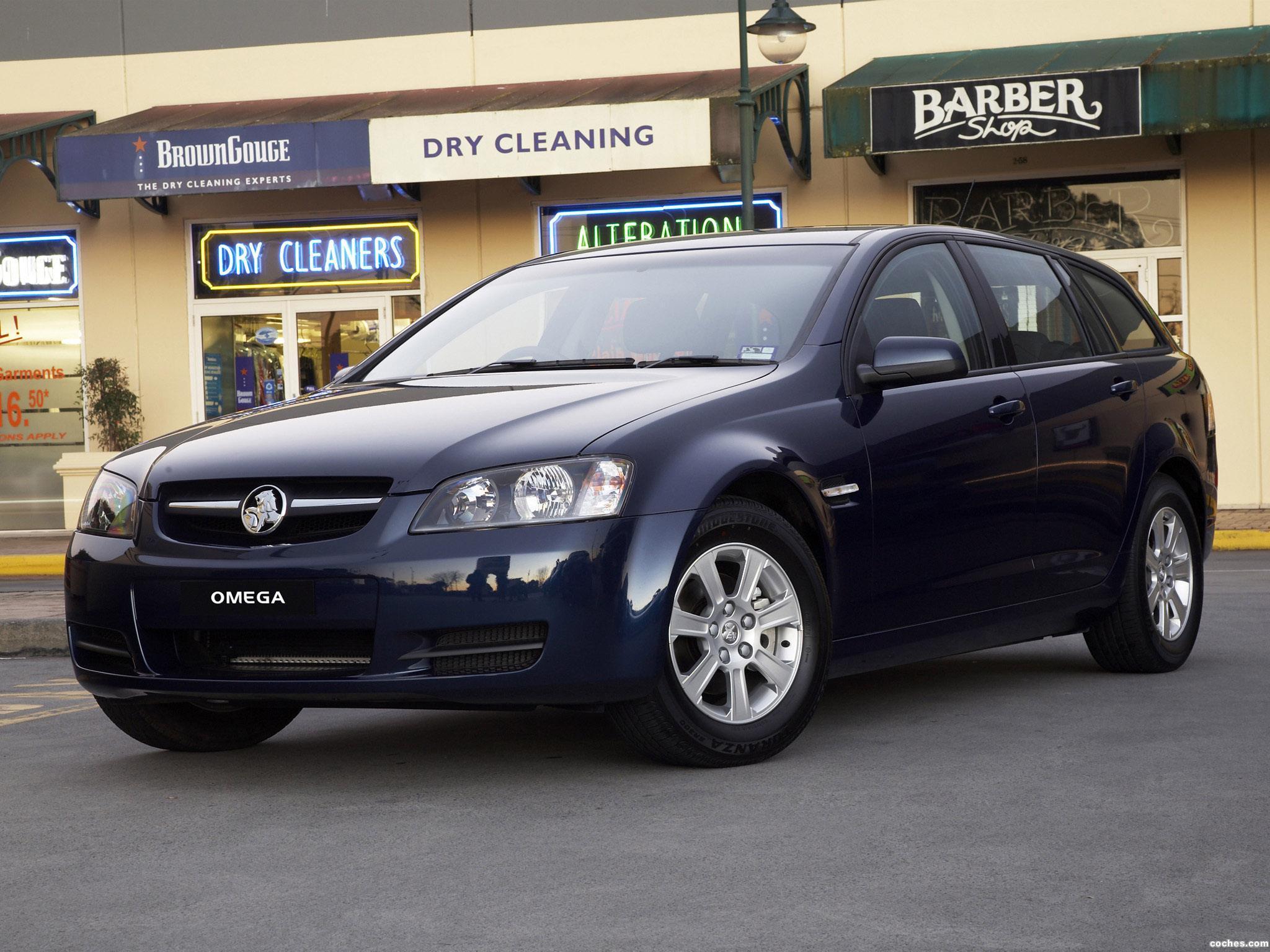 Foto 0 de Holden Commodore VE Omega Sportwagon 2008