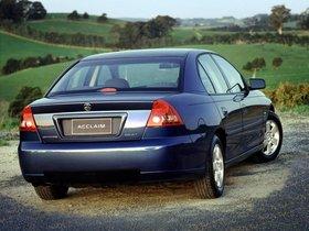 Ver foto 2 de Holden Commodore VY 2003