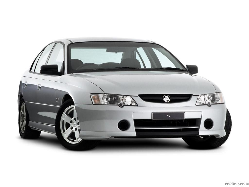 Foto 0 de Holden Commodore VY S 2003