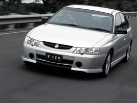 Ver foto 7 de Holden Commodore VY S 2003