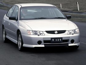 Ver foto 6 de Holden Commodore VY S 2003