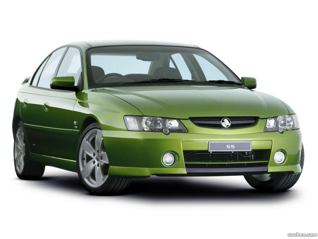 Foto 0 de Holden Commodore VY SS 2003