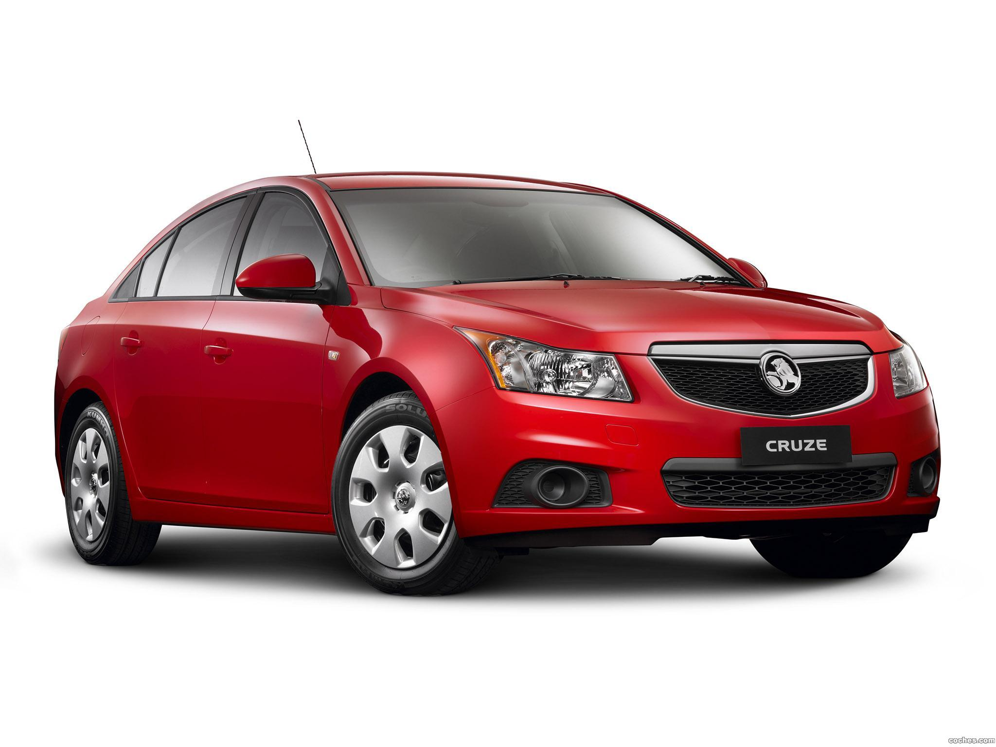 Foto 0 de Holden Cruze CD Series II 2011