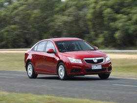 Ver foto 2 de Holden Cruze CD Series II 2011