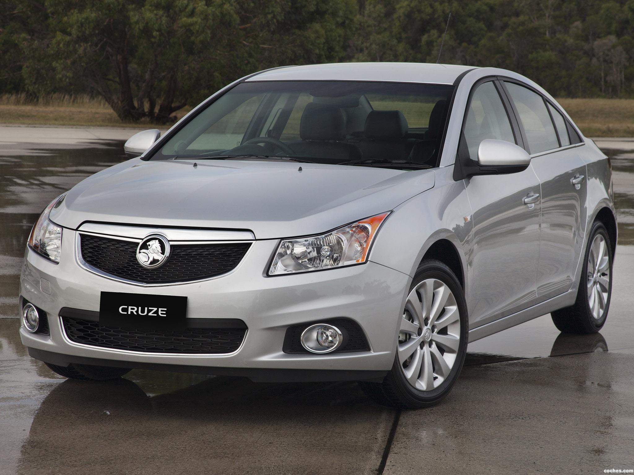 Foto 0 de Holden Cruze CDX Series II 2011