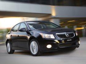 Ver foto 9 de Holden Cruze CDX Series II 2011