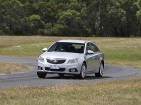 Ver foto 2 de Holden Cruze CDX Series II 2011