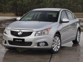 Ver foto 1 de Holden Cruze CDX Series II 2011