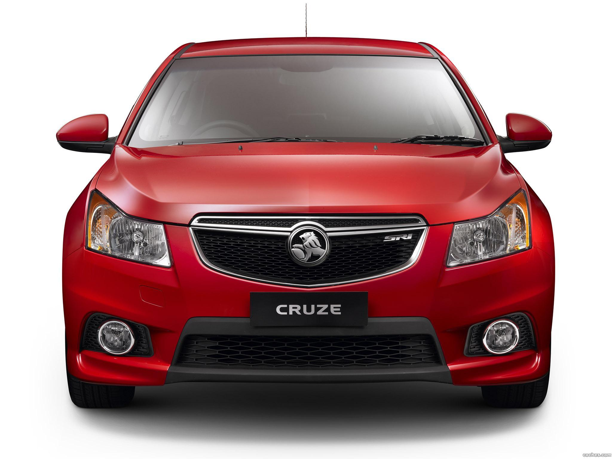 Foto 0 de Holden Cruze SRi Series II 2011