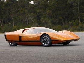 Ver foto 10 de Holden Hurricane Concept Car 1969