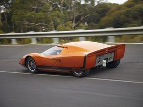 Ver foto 6 de Holden Hurricane Concept Car 1969