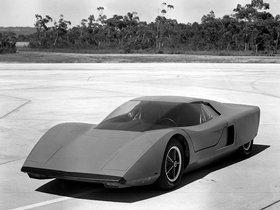 Ver foto 3 de Holden Hurricane Concept Car 1969