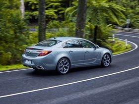 Ver foto 7 de Holden Insignia VXR 2015