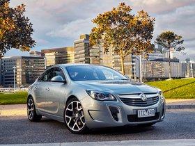 Ver foto 3 de Holden Insignia VXR 2015