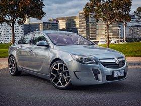 Ver foto 2 de Holden Insignia VXR 2015