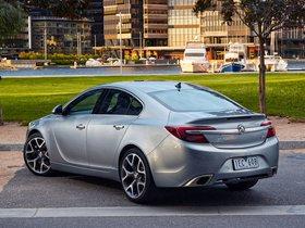 Ver foto 12 de Holden Insignia VXR 2015