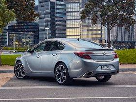 Ver foto 11 de Holden Insignia VXR 2015