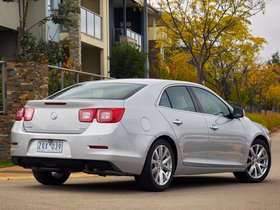Ver foto 13 de Holden Malibu CDX 2013