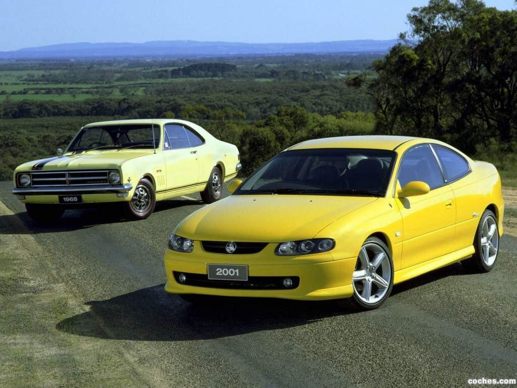 Foto 0 de Holden Monaro 2001