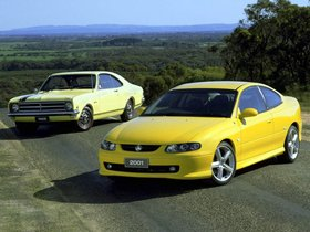 Ver foto 1 de Holden Monaro 2001