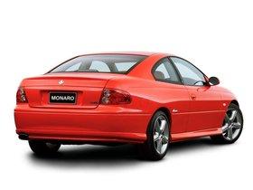 Ver foto 4 de Holden Monaro 2001