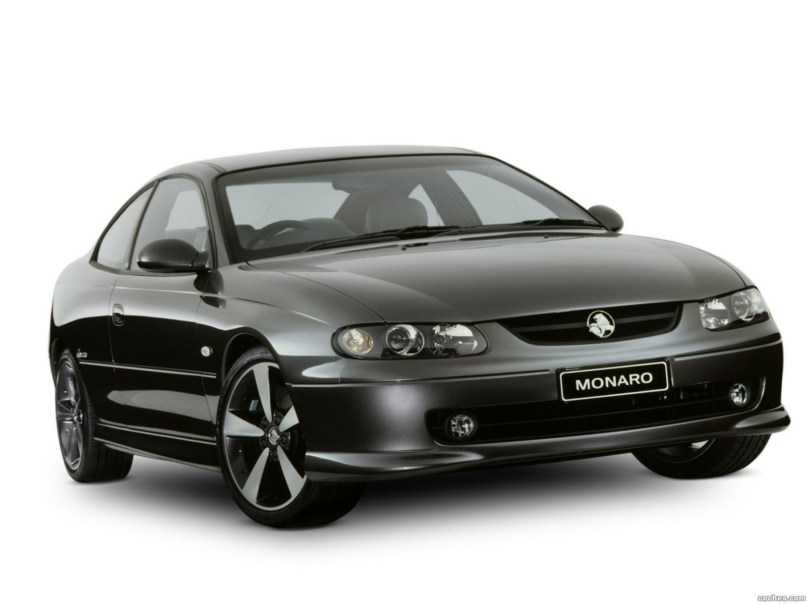 Foto 0 de Holden Monaro CV8R 2002