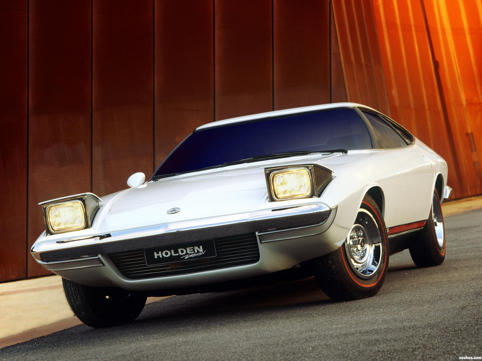 Foto 0 de Holden Torana GTR-X Concept 1970