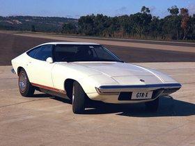 Ver foto 4 de Holden Torana GTR-X Concept 1970