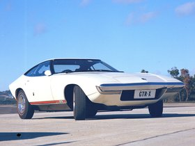 Ver foto 2 de Holden Torana GTR-X Concept 1970
