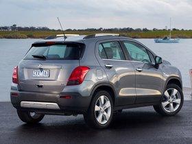 Ver foto 3 de Holden Trax LTZ 2013
