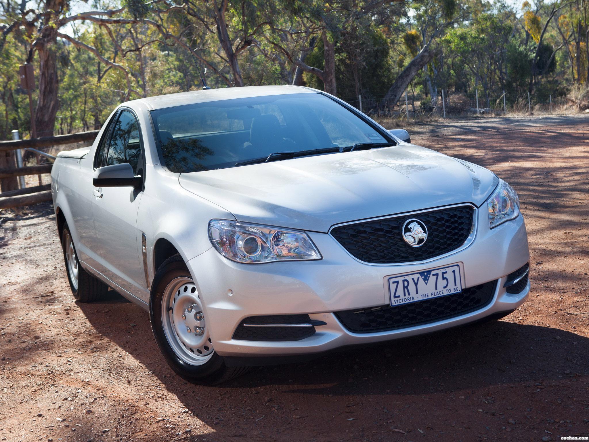 Foto 1 de Holden Ute 2013