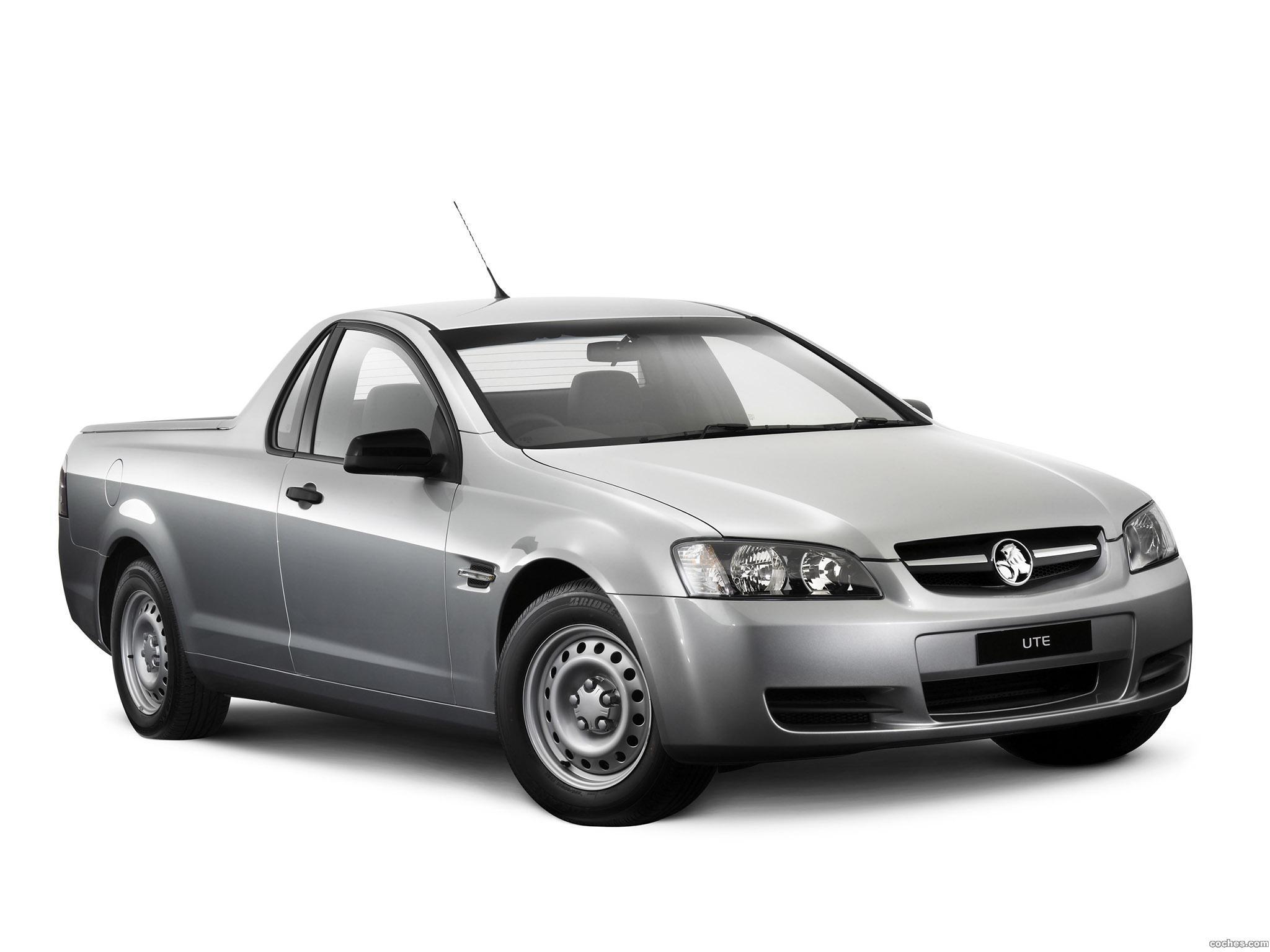 Foto 0 de Holden Ute LPG 2007